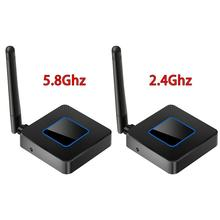 New Q4 Mirroring Dongle 2.4G&5G Multi-Screen Cromecast HDMI