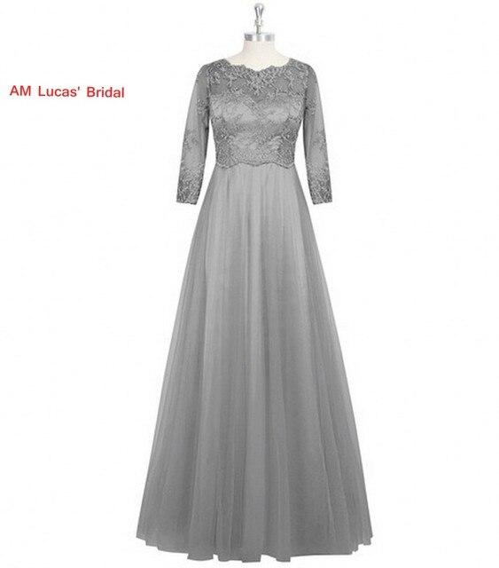 e34edaa563ca Simple Droite Robes De Soirée Avec Manches Longues Formelle Robes Pour Robe  De Soirée De Mariage