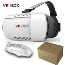 VR BOX 3D Virtual Reality Glasses VR Glasses VR Movie Game Google Cardboard With Retail Box for 4.7″-6.0″ Smart phone