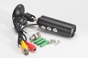 Mini cctv CAMERA Outdoor videcam 8 IR 940nm Non-Illuminated Sony 700TVL Bullet Mini CCTV Camera HD MINI Security camera