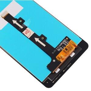 Image 5 - 100% nowy czarny/biały wyświetlacz lcd dla BQ Aquaris M5 wyświetlacz LCD + ekran dotykowy cyfrowy konwerter w celu uzyskania m5 do naprawy części