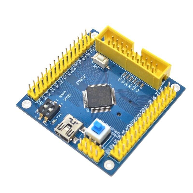 Darmowa wysyłka STM32F103C8T6 ARM STM32 minimalna systemowa płyta modułu rozwojowego dla arduino 32F103C8T6 1