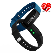 V07 smart watch presión arterial reloj pulsera inteligente inalámbrica del ritmo cardíaco monitor de fitness podómetro smartwatch para android ios