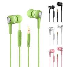 Metall Bunte Headset VPB S12 Sport Kopfhörer Wired Super Bass 3,5mm Riss Ohrhörer mit Mikrofon Hände Frei für Samsung
