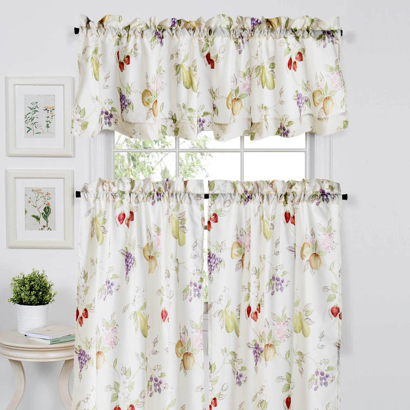 Nice Kitchen Curtains Tiers