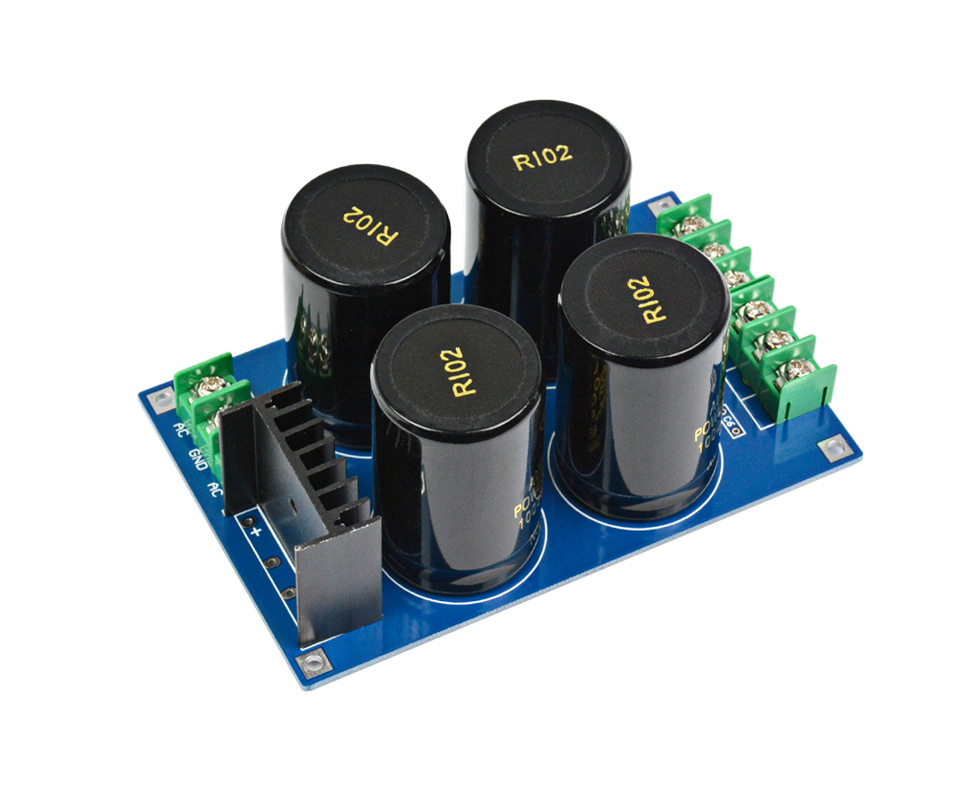 Filter Board Amplifier Rectifier