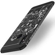 ФОТО for xiaomi mi 8 se case luxury 3d dragon soft silicone tpu full protective phone cover for xiaomi mi 8 funda coque capa