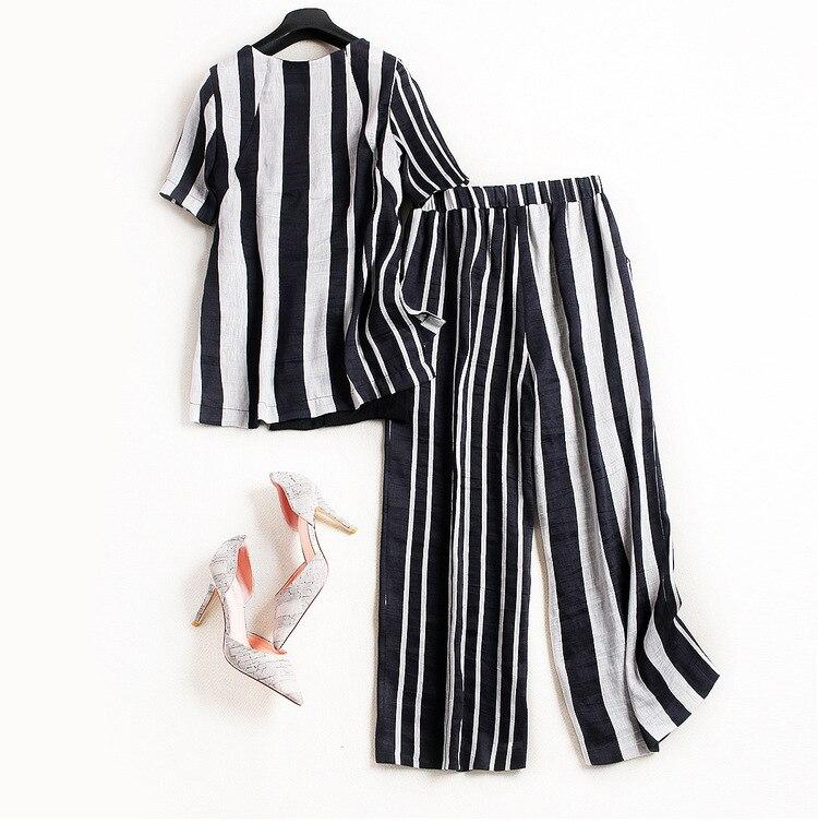2019 De Et Costume Femmes 193o428 Designer Mode Européenne Défilé D'impression Printemps Marque En Été Bq0KORKE4