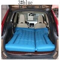 Автомобильный 180*130 см Универсальный Кровать для автомобиля подушка, чехол для сиденья Air матрас для путешествий надувная кровать водонепро