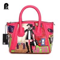 Pacento I Luxury Handbags Women Bags Designer Messenger Bag Italy Braccialini Style Cross Body Feminina Sac