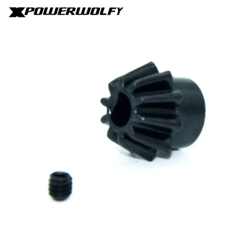 Image 2 - FightingBro Motor Pinion Gear Steel Type O D For Airsoft AEG Accessories Paintball Air Guns-in Paintball Accessories from Sports & Entertainment