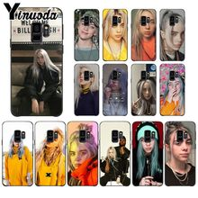 Yinuoda Billie Eilish Khalid Top Detailed Popular Cell Phone Case Cover For GALAXY s5 s6 edge edge plus s7 edge s8  s9 plus цена