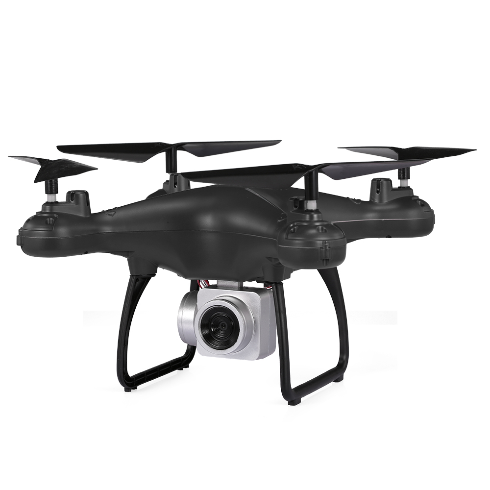GLOBAL DRON GW26 1080P HD RC Drone with Camera Wifi FPV Voiced Control Altitude Hold Training RC Quadcopter vs E58 X12 JY018