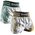Новое Прибытие ММА дешевые шорты мужчины masculino тайгер муай тай шорты преторианец boxeo кикбоксингу Муай Тай тайский бермудские boardshorts