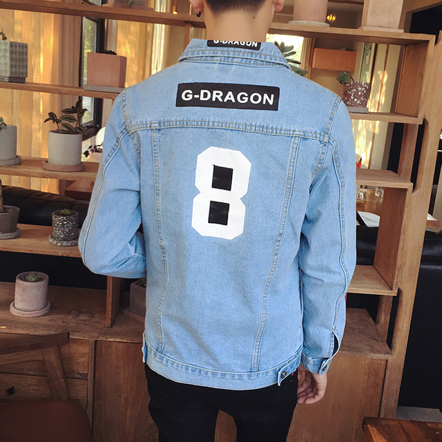 Print Denim Jackets 2