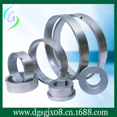 Tungsten carbide coated wire drawing steel ring/steel rim tungsten carbide steel ring with wire drawing application