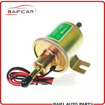 Baificar Brand New 12V elektryczna pompa paliwa niskie ciśnienie Bolt Fixing Wire Diesel benzyna HEP-02A dla samochodów gaźnik motocykl ATV tanie i dobre opinie Volkswagen HEP-02A HEP02A iron