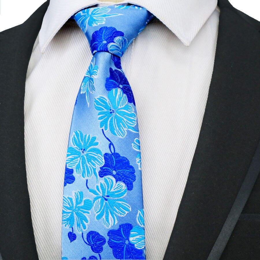 Yishline classic silk man ties light blue flowers big jacquard woven yishline classic silk man ties light blue flowers big jacquard woven neck tie men holiday wedding party gravatas ties kt255 273 in ties handkerchiefs from izmirmasajfo
