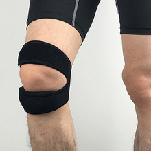 1Pcs Adjustable Double Strap Knee Pain Relief and Stabilizer