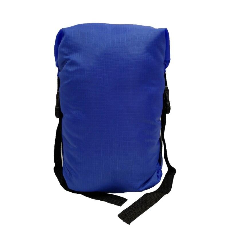 5/8/11L открытый Водонепроницаемый плавать пакет сухой мешок хранения рафтинг спортивные компрессия подложки путешествия Водонепроницаемый сумка - Цвет: 5L L