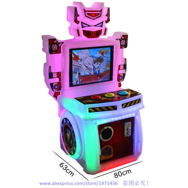 Affordable Price High Quality Mini Cute Arcade Machine Amusement Equipment Coin Operated Drum Game Machine For Kids