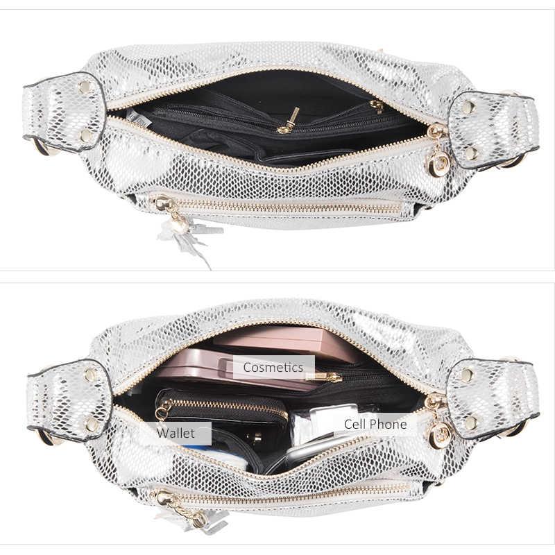 REALER, женская сумка, женская сумка на плечо, искусственная кожа, роскошная сумка, женские сумки, дизайнерские сумки с кисточкой, сумки через плечо для женщин