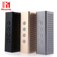 Multifunctional Portable Speaker AJ91 High Power Output Wireless Stereo Bluetooth Speaker With 4400mAh Power Bank Function