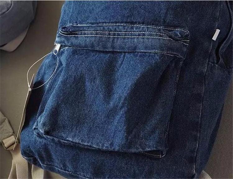 HTB1FnkpKpXXXXcfaXXXq6xXFXXX0 - Denim backpack school bags for girls deep blue and light blue
