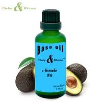 Vicky Winson Avocado Oil 50ml Lighten Spots Deep Cleansing Eliminate 100 Pure Plant Base Oil Essential