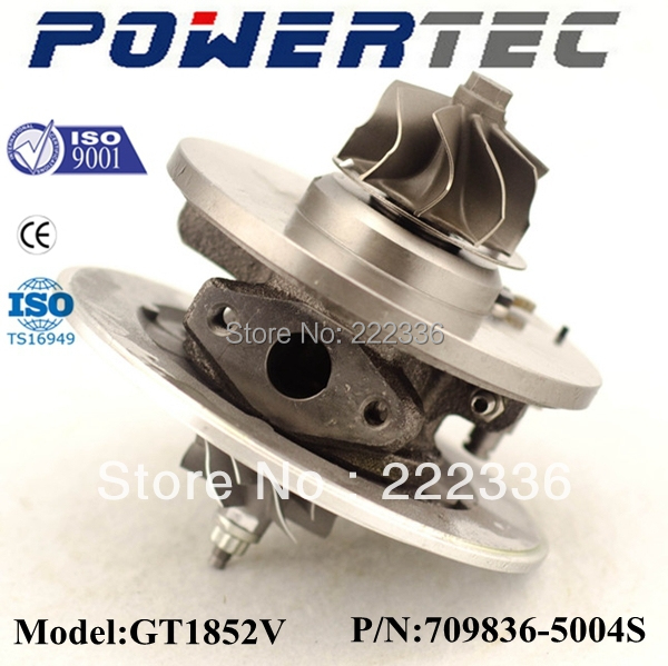 GT1852V 709836-5004S gt  turbo cartridge 709836 FOR MERCEDES-BENZ SPRINTER 2.2CDI--OM611 free ship turbo cartridge chra core for mercedes benz sprinter van 31 411cdi om611 2 2l gt1852v 709836 709836 5004s turbocharger