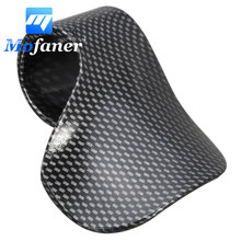 New Universal Carbon Motorcycle Throttle Cruise Control Cramp Assist Rest Aid Grip Rocker