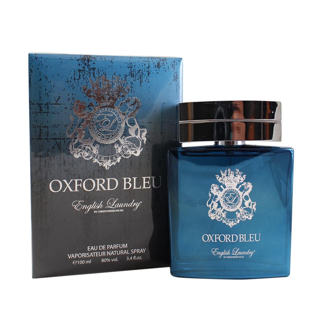 Oxford Bleu Eau De Parfum Spray 3.4 Oz / 100 Ml for Men oxford bleu eau de parfum spray 3 4 oz 100 ml for men