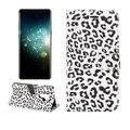 Ретро Леопардовый пантера бумажник чехол для samsung Galaxy S5 S6 S7 флип кожаные с отделениями для карт чехол для samsung S8 S9 плюс Примечание 8 - фото