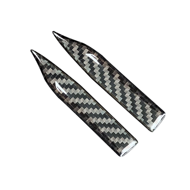 Carbon Fiber Rear View Mirror Sticker Anti-Scratch Strip For Bmw E90 E60 E34 E46 E39 F30 F10 F20 X1 X3 X5 X6 Car-Styling