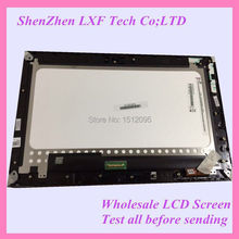 "11.6 ""Tablet HN116WX1-100 ekran LCD Z Panelem dotykowym do Asus Transformer Book T200 T200TA Montażu LCD"