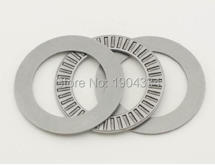 50sets TC1931 NTA1931 TRA1931 thrust needle roller bearing with washers 30.16x49.2x3.6 ( 1.984+2x0.8 ) mm