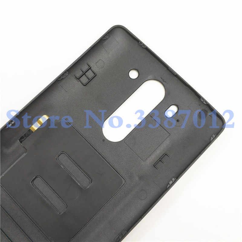 Батарея задняя крышка чехол для LG G3 mini G3S G3 Beat G3 Vigor D722 D724 D725 Батарея сзади чехол задняя дверь с логотипом
