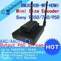 H.264 wifi ip Codificador De Vídeo HDMI HDMI Transmissor codificador codificador H264 sem fio Transmissão ao vivo iptv codificador