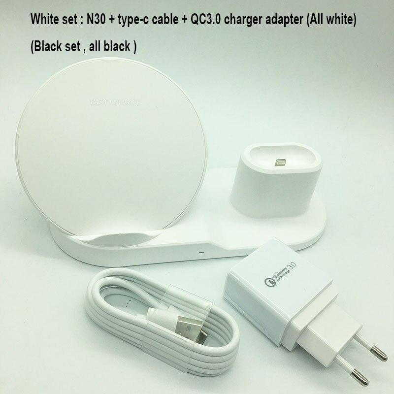ba94bb8948d Universal Círculo Mágico cargador inalámbrico Qi inalámbrico rápido de carga  rápida Pad para iPhone X XS