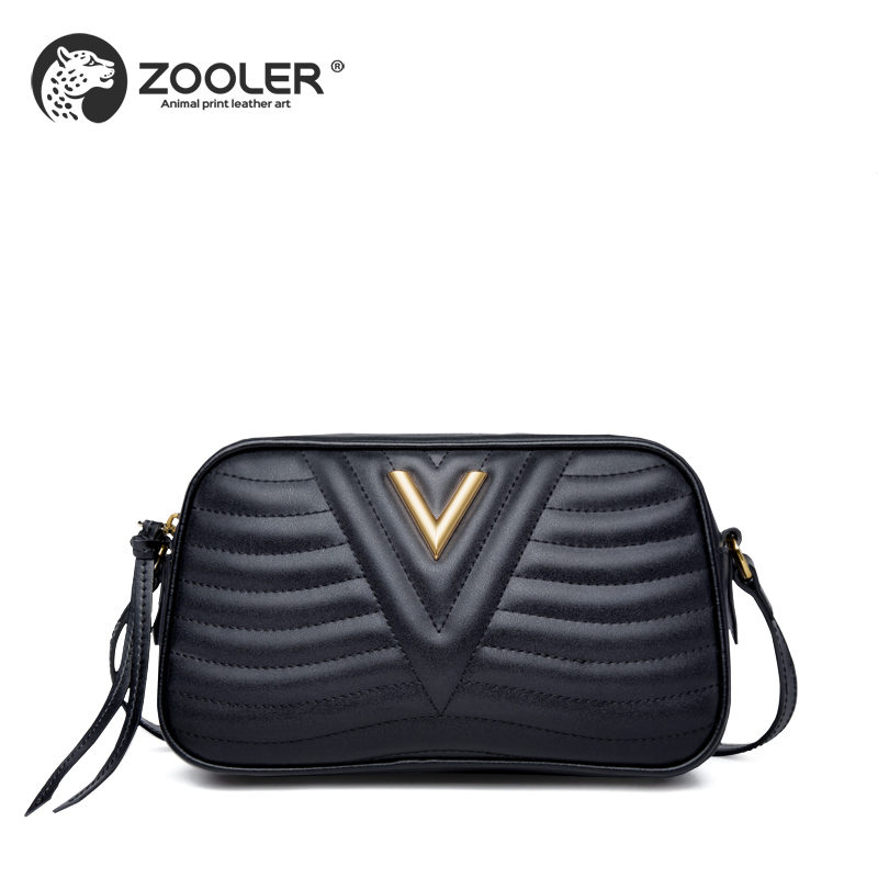 New!genuine leather woman bag ZOOLER 2018 shoulder bag cross body luxury handbags women bags designer bolsa feminina#Wp210 zooler 2018 luxury genuine leather bag for woman chain shoulder bag designer woman fashion cross body bags bolsa feminina bc100