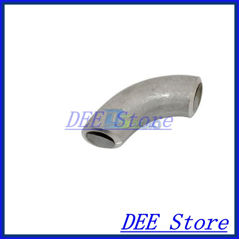 New 34MM Short Radius Butt-Weld Elbow 90 Degree SS304 SUS304 Pipe Fitting 3 4 19mm od sanitary weld elbow pipe fitting 90 degree pipe fittings stainless steel ss316
