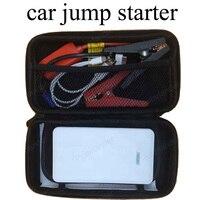 Mini portátil carro saltar de arranque multi-função gasolina power bank carregador de bateria 12 V auto start impulsionador