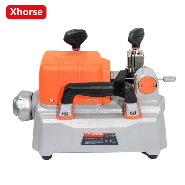 Xhorse Condor XC-009 Key Cutting Machine for Single-Sided keys and Double-Sided Keys Xhorse XC009 Key Cutting Machine