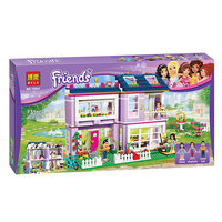 10541 Emma S House 731Pcs Mini Bricks Set Sale Building Blocks Friends Series Toys For Children