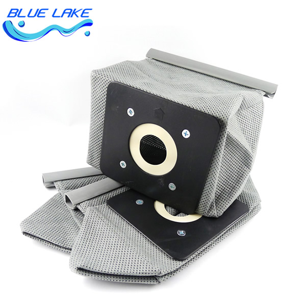 Universal Cloth/Non-woven Vacuum cleaner dustbag,reuse/recycle Washable bag,110x100x50mm,for W12T-607 608,Vacuum cleaner parts