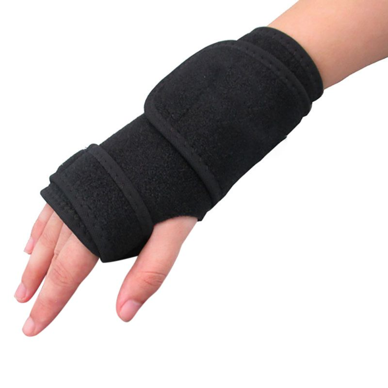Bandage Orthopedic Hand Brace Wrist Support Finger Splint Carpal Tunnel Syndrome цена