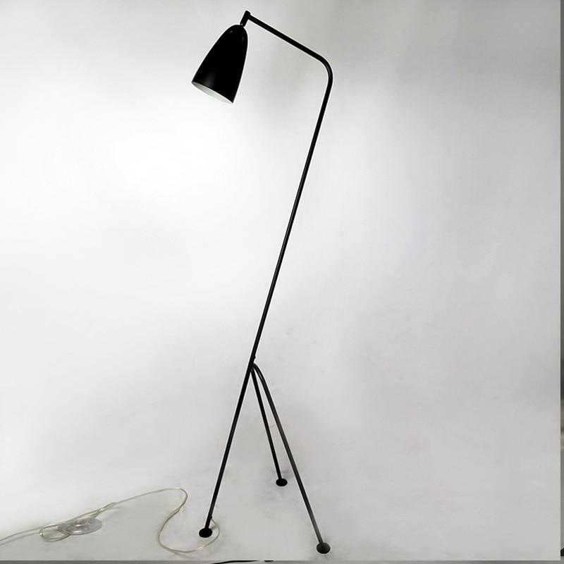 Modern Metal Floor Lamp