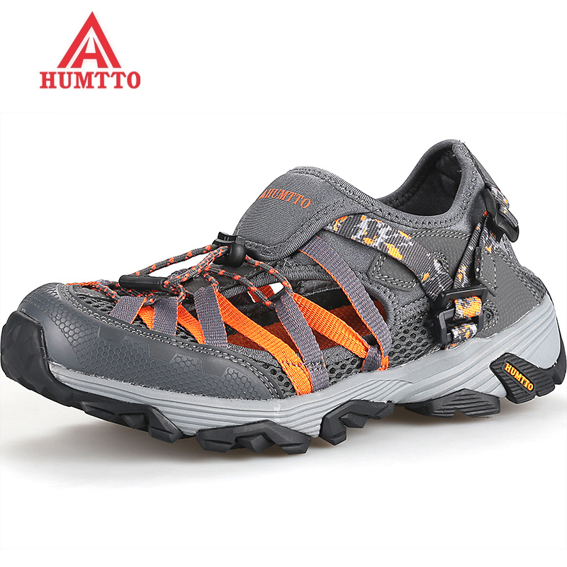 2017 top Limited Aqua Shoes Mesh Men Upstream Breathable Summer Wading Quick Dry Beach Male Outdoor