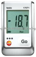 Быстрое прибытие Testo 175 T1 Температура регистратор данных сэкономить до 1000000 показания встроенный Температура датчик