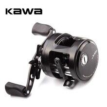 KAWA חדש דיג סליל X300/301 יצוק תוף גלגל פיתיון ליהוק מקסימום גרור 7kg 9   1 נושאות מתכת כיסוי אלומיניום סגסוגת Spool